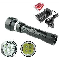 Lampes Torches LED/Lampes frontales/Lanternes & Lampes de tente/Lampes HID/Eclairage de bicyclette/Torche de plongée -
