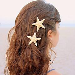 קליפס לשיער אלוי אחרים כל העונות חמוד מסיבה נשים