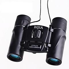 BIJIA High-power High-definition Night Vision Binoculars Non-IR 1000-fold Army Pocket Binoculars