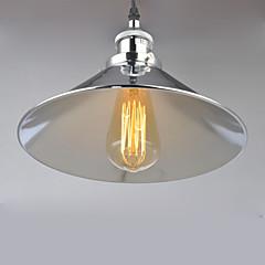 Max 60W Vintage Ministil Metall Pendelleuchten Wohnzimmer / Schlafzimmer / Esszimmer / Küche / Eingangsraum / Korridor