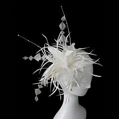 Women's Feather Headpiece-Wedding / Special Occasion Fascinators