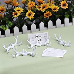 Plastik Bordkort Holdere 4 Stående Stil Gaveæske