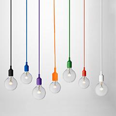 umei ™ max 60W moderne / nutidig mini stil maleri vedhæng lys soveværelse / spillerum