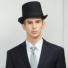 エレガントなウール紳士パーティー/アウトドア/カジュアル帽子