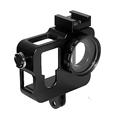 Accessories For GoPro,Case/Bags Camera LensFor-Action Camera,Gopro Hero 2 Gopro Hero 4Skate Snowmobiling Aviation Film and Music