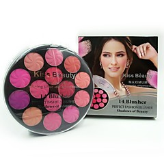 14 Blush Dry Others Face