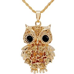 Owl Guardians Necklace