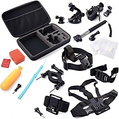 Gopro Accessories Lens Cap / Gopro Case/Bags / Screw / Battery / Buoy / Suction Cup / Hand Grips/Finger Grooves / Mount/Holder All in One