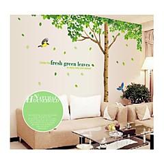 Wall Stickers Vægoverføringsbilleder, stil store træ pvc wall stickers