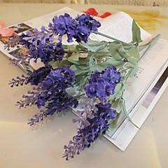 Seide / Kunststoff Lavendel Künstliche Blumen