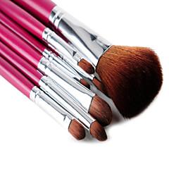 msq®7pcs Rose Make-up Pinsel