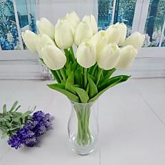neue künstliche Tulpe 6 Stücke für Hochzeit und Partydekoration