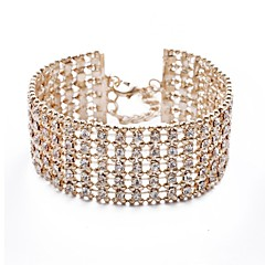 Ladies'/Women/Women's Cubic Zirconia Fashion With Cubic Zirconia Bracelet
