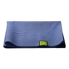 Tapis de Yoga ( Bleu , rubber ) 3.5