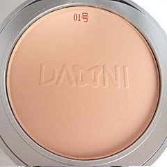 DANNI® Natural Nourishing Breathable  Powder Wet Powder Cake *1piece