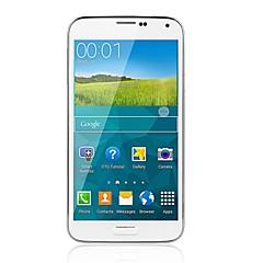 """T-flash 5.0 """" Android 4.4 Smartphone 3G (SIM Único Quad Core 8 MP 1GB + 8 GB Preto / Branco)"""