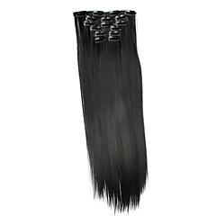 - für Damen - Gerade - Schwarz - Kunststoff