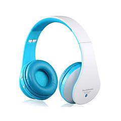 קילוגרם-5012 סטריאו פונקציה רב נשמע אוזניות Bluetooth אלחוטיות מתקפלות עם תמיכה בכרטיס זיכרון, FM