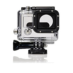 Ourspop GP28 Protective Case Waterproof Housing For Gopro Hero 3