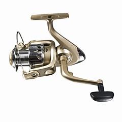 Fiskehjul Spinne-hjul 5.1:1 5 Kuglelejer ombytteligHavfiskeri / Fluefiskeri / Isfikeri / Spinning / Ferskvandsfiskere / Anden / Generel