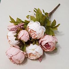 Seide Pfingstrosen Künstliche Blumen