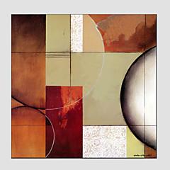 Hånd-malede AbstraktModerne Europæisk Stil Et Panel Kanvas Hang-Painted Oliemaleri For Hjem Dekoration