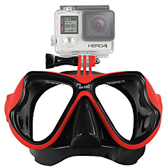 Defary Diving Masks Mount/Holder For Gopro Hero1 Gopro Hero 2 Gopro Hero 3 Gopro Hero 3+ Gopro Hero 5 Gopro 3/2/1 Sports DV All Gopro