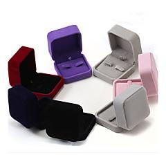 7 * 7 * caixas de jóias colar de 4 centímetros 1pc