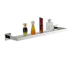 """Badeværelseshylde Rustfrit stål Vægmonteret 400x150x70mm(21.5x5.3x3.2"""") Rustfrit stål Moderne"""