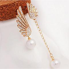 MISS U Women's All Matching Vintage Pearl Earrings
