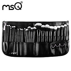 29 Sistemas de cepillo Pelo Sintético Profesional / Cobertura completa / sintético Madera Rostro / Ojo / Labio MSQ