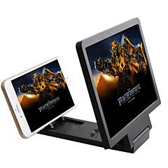 mobil nagyító nagyításhoz 3-szor a mobiltelefon képernyőjén univerzális mobiltelefon nagyító konzol 3D-s film videó