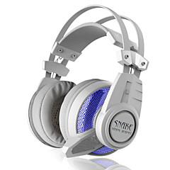 Plextone PC900 ヘッドホン(ヘッドバンド型)Forメディアプレーヤー/タブレット コンピュータWithマイク付き DJ ボリュームコントロール FMラジオ ゲーム ノイズキャンセ Hi-Fi