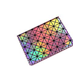 Laser Drilling PU Leather Case Cover for iPad mini 1/mini 2/mini 3(Assorted Colors)