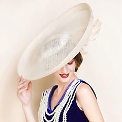 Celada Sombreros Boda / Ocasión especial Lino Mujer Boda / Ocasión especial 1 Pieza
