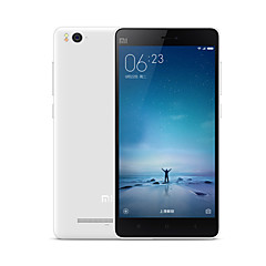"XIAOMI Mi 4C 5 "" Android 5.1 4G Smartphone (Dvě SIM karty Hexa jádro 13 MP 2GB + 16 GB Biały)"