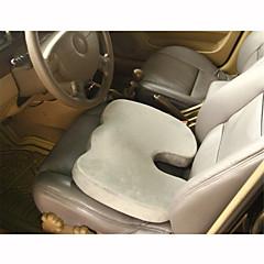 lorcoo®hot új coccyx ortopédiai memória hab üléspárna szék autó lakberendezés alsó ülések masszázs párna