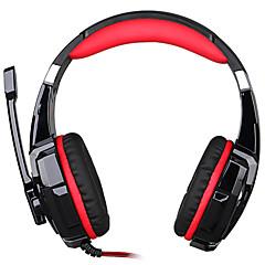 - Kopfhörer - P4-HS0001 - Neuheit - ABS / Nylon - PS/2 / USB