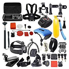 Gopro AccessoriesProtective Case / Monopod / Tripod / Gopro Case/Bags / Screw / Buoy / Suction Cup / Straps / Accessory Kit /