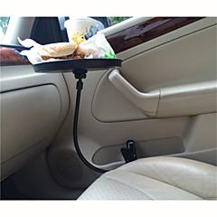 2 015 nyeste auto leverer bilen stor datamaskin skrivebord multi-funksjons middagsbordet kreativ støtte plate (svart, hvit)