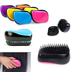 Teezer kompaktowy pędzla gmatwanina lokówki do włosów (losowy kolor)