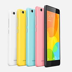 "XIAOMI 4C 5.0 "" Android 5.0 4G smartphone (Dobbelt SIM Octa Core 13 MP 2GB + 16 GB Sort)"