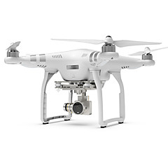 DJI Phantom 3 Advanced Drone 3 akse 6kn 2.4G RC quadrokopterEn knap til returflyvning / Auto-Takeoff / Hovedløs modus / Adgang Real-Time