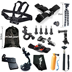 Gopro Accessories Monopod / Tripod / Gopro Case/Bags / Screw / Buoy / Suction Cup / Straps / Cleaning Tools / Accessory Kit / Mount/Holder