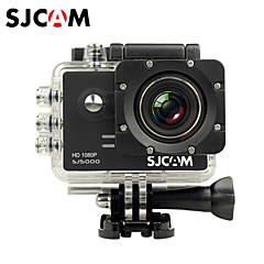 SJCAM SJ5000 Sports Action Camera 12MP / 14MP 4000 x 3000 LCD / Waterproof 4x ±2EV 2 CMOS 32 GB H.264Single Shot / Time-lapse / Burst