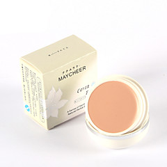 Natural Foundation Cream Concealer130#/140# 1pc
