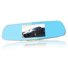 HD מלא / יציאה לוידאו / חיישן G / גלאי תנועה / GPS / זוית רחבה / 1080P-DVD לרכב-5.0 MP CMOS-1600 x 1200