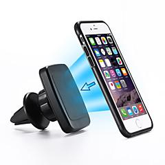 2016 egyedi divat desingn mágneses autós légtelenítő telefontartó konzol iphone6 plusz / iphone6 / iphone5 5s