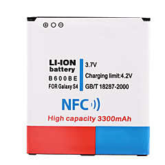3,7 V 3300mAh Li-Ionen-Akku mit nfc für Samsung i9500 s4