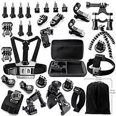 Gopro AccessoriesFront Mounting / Monopod / Tripod / Gopro Case/Bags / Buoy / Suction Cup / Adhesive Mounts / Wrist Strap / Hand